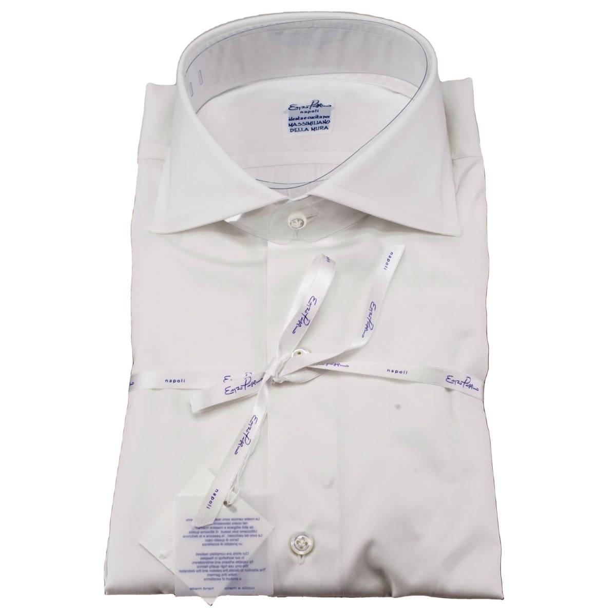 Camicia Enzo Pisano bianco