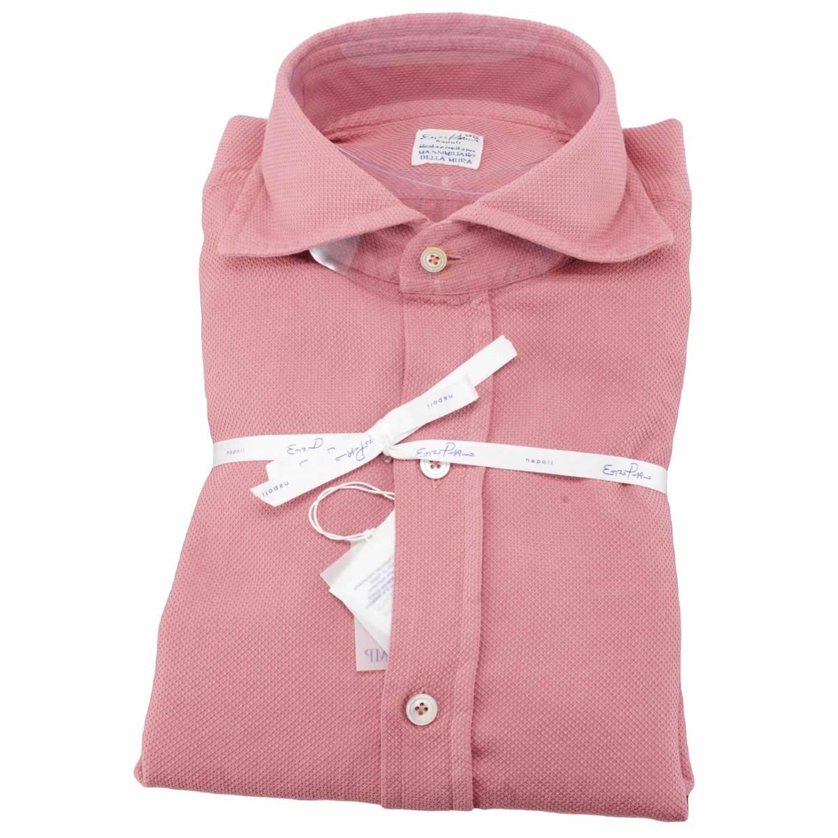 Camicia Enzo Pisano in maglina
