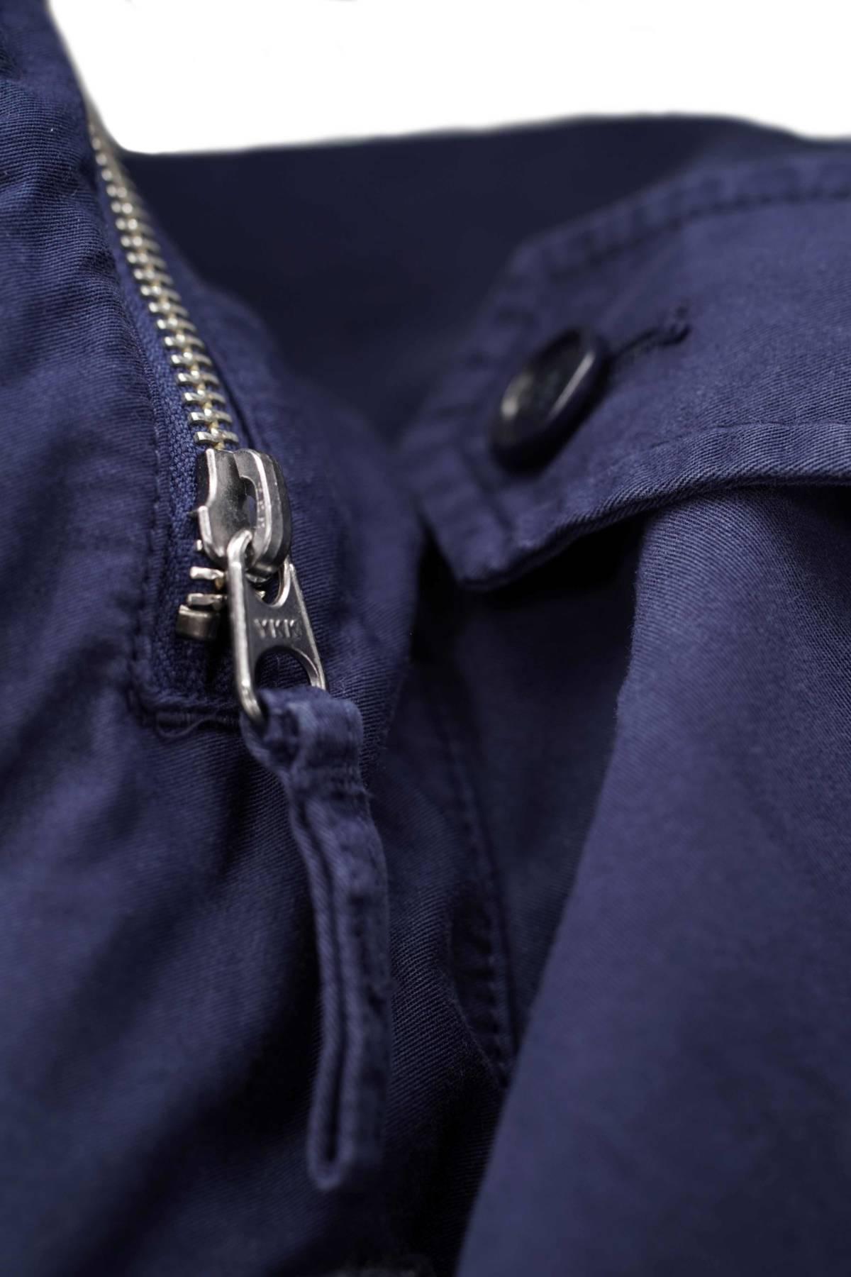 Sahariana Aspesi con spalline militari blu (4°)