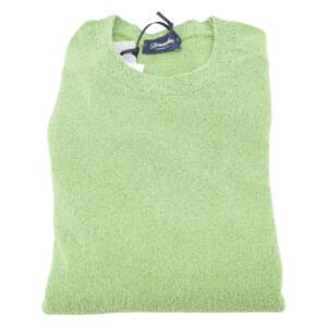 Maglia Drumohr girocollo verde